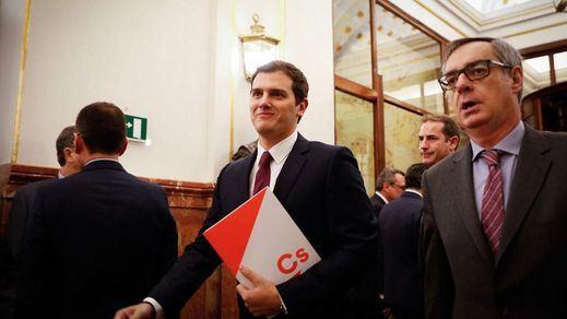 PP y Ciudadanos utilizan la negociación en Murcia para matizar su pacto nacional sobre regeneración