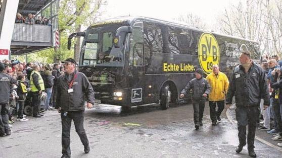 Atentado de Dortmund: detenido un sospechoso del ataque terrorista y se sigue la pista islamista