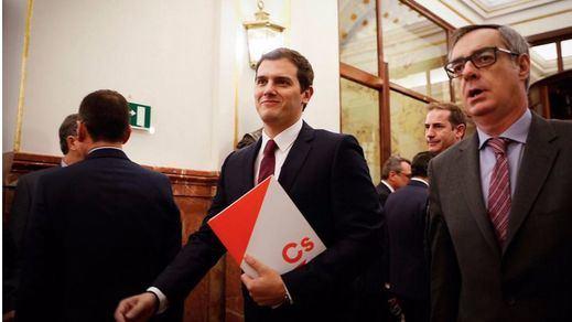 Crisis de Murcia: Ciudadanos rechaza vincular acusación popular y aforamientos, como le pide el PP