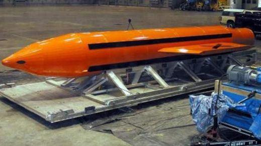 Trump sigue con su ardor guerrero: lanza sobre Afganistán la bomba no nuclear más potente de la historia (vídeo)