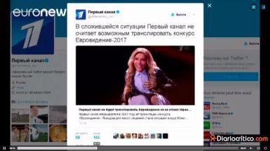 Veto de ida y vuelta entre Rusia y Eurovisión