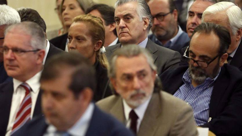 Gürtel: la prisión sale muy rentable a los principales acusados