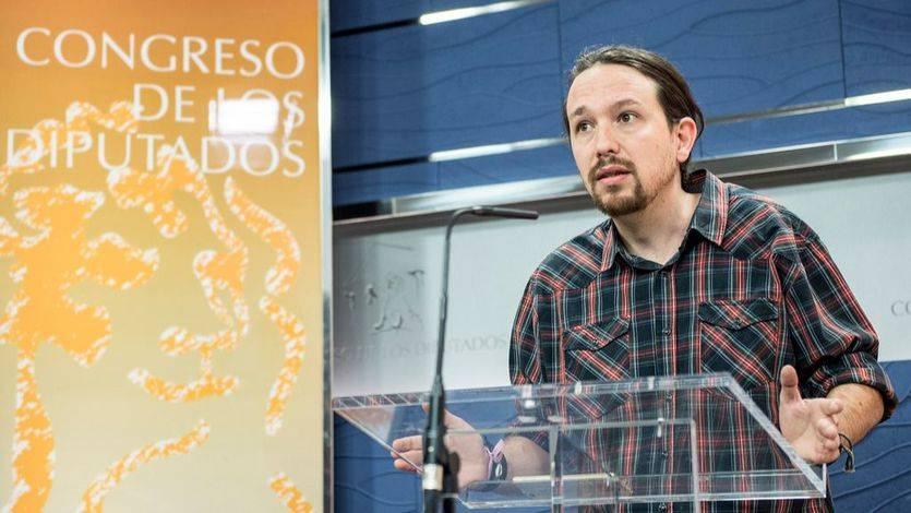 Podemos exige que Mariano Rajoy comparezca en el pleno del Congreso para responder sobre Gürtel