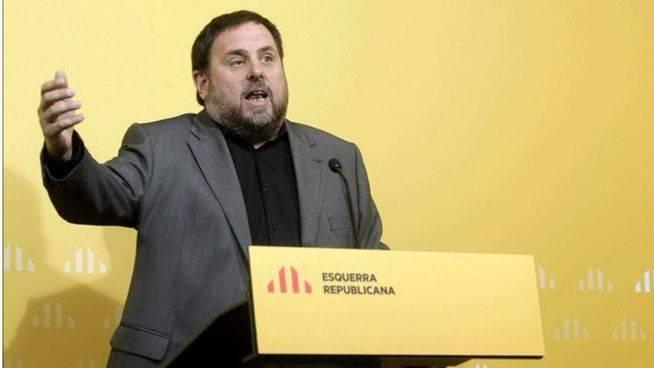 Junqueras reta a Rajoy: si impide el referéndum, el Govern declarará unilateralmente la independencia de Cataluña