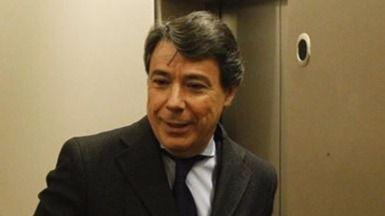 El PP suspende provisionalmente de afiliación a Ignacio González
