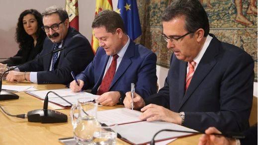 García-Page llama a la responsabilidad de las fuerzas políticas para sacar adelante los Presupuestos de 2017