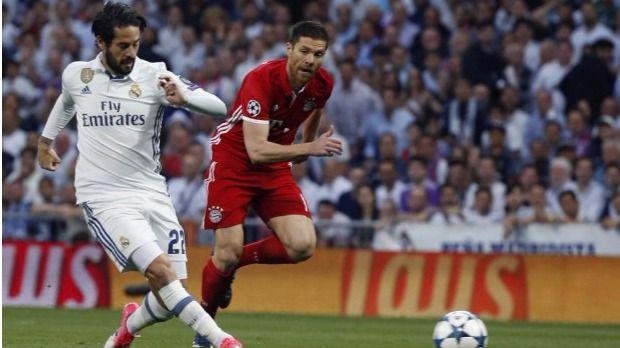 Un Madrid-Bayern de récord televisivo: alcanzó un share del 46% y la prórroga... ¡un 49,1%!