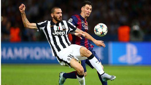 Champions: el Barça no logró un segundo milagro ante una Juve muy seria (0-0)