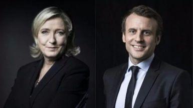 La recta final de las elecciones francesas deja a 4 candidatos en un pañuelo: Macron, Le Pen, Melenchon y Fillon