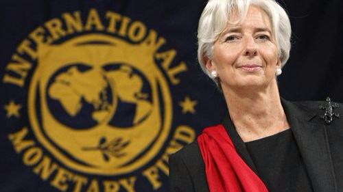 Advertencia del FMI a EEUU