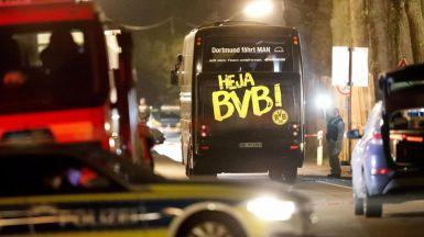 El atentado contra el bus del Borussia Dortmund habría sido obra de un ruso con un móvil económico