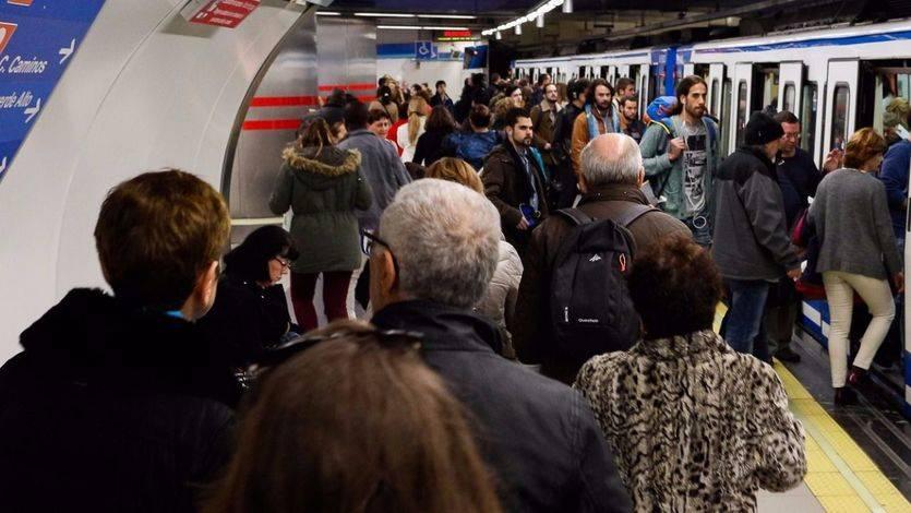 Desconvocada la huelga de maquinistas de Metro de Madrid