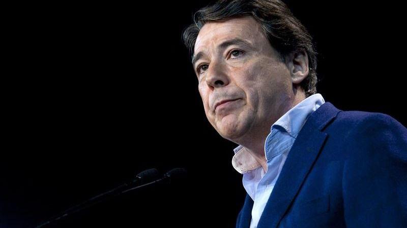 Prisión incondicional para Ignacio González