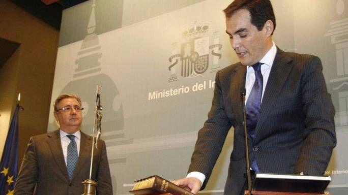El secretario de Estado de Seguridad pide dar la cara en el Congreso para explicar su reunión con el encarcelado Pablo González