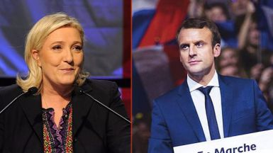 Elecciones Francia: Macron tendrá el apoyo de casi toda Francia para vencer a Le Pen
