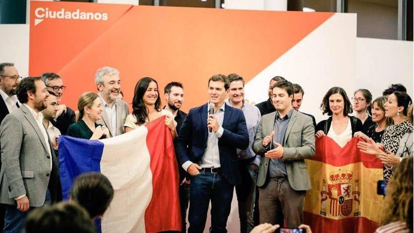 Albert Rivera confía en que la 'inercia' de la victoria de Macron beneficie a Ciudadanos
