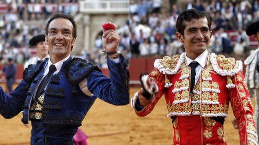 Feria de Abril: Oreja para El Cid y Adame... con toros de lástima (vídeo)