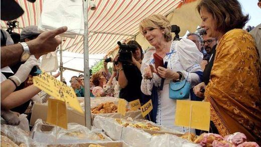 Perfil: Aguirre, la mujer que dimitió tres veces