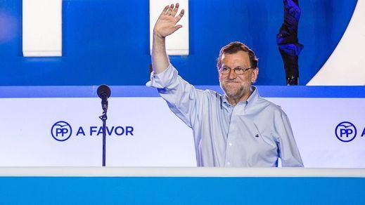 El PP despacha así la dimisión de Aguirre