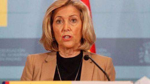 La delegada del Gobierno en Madrid, Concepción Dancausa, denunciada por la Fiscalía por delito societario