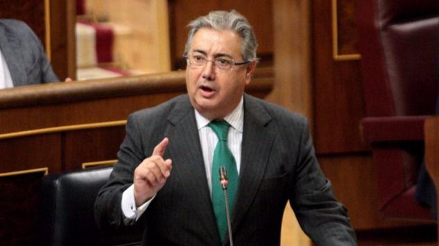 Zoido defiende a su número dos asegurando que no era 'adivino' para saber que el hermano de Ignacio González sería imputado