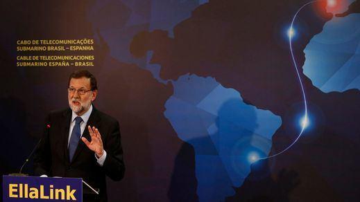 Rajoy se esconde del escándalo del 'caso Lezo': se limita a decir que