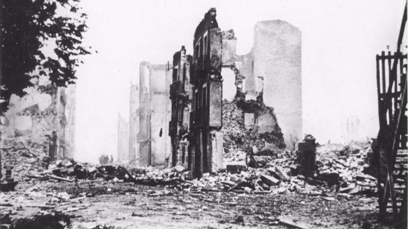 80 años del bombardeo de Gernika: lo que ocurrió ese triste 26 de abril de 1937