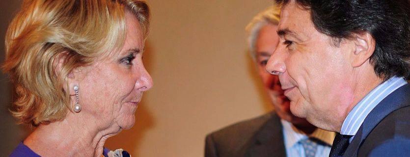 Un diputado regional de Madrid denuncia que Aguirre le apartó por desvelar las cuentas en Suiza de González