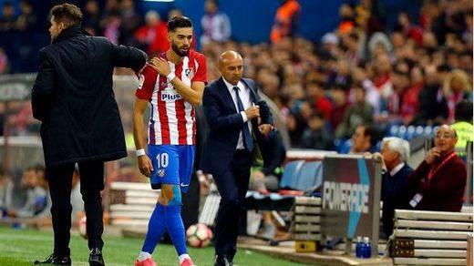 Peligra la presencia de Carrasco en las semifinales de Champions ante el Madrid