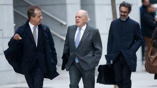 La Policía registra la casa y el despacho del ex president Jordi Pujol