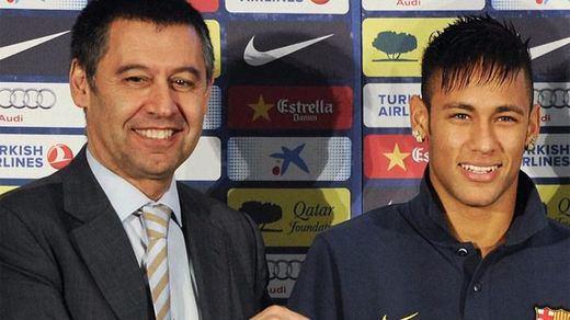 La Audiencia Nacional juzgará a Bartomeu por el 'caso Neymar'