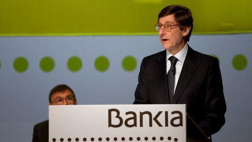 Bankia ganó 304 millones en el primer trimestre, un 28,4% más