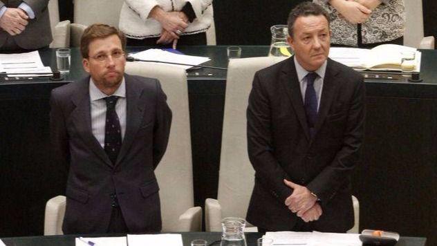 Igualados los dos candidatos a sustituir a Aguirre en el PP de Madrid