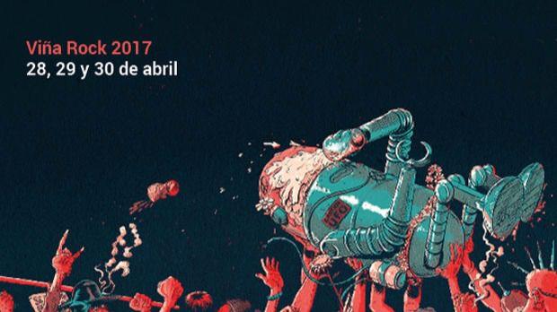 Viñarock 2017: el ya mítico festival contará con dos puntos de atención de urgencias médicas