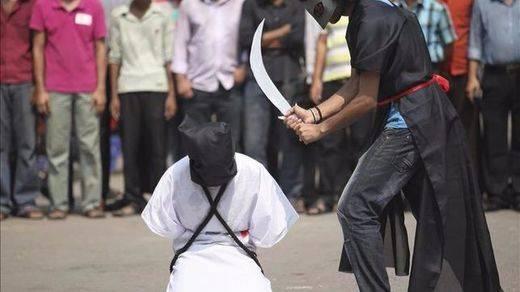 La 'justicia' en Arabia Saudí: condenado a muerte el ciudadano Ahmad Al-Shamri por ateo