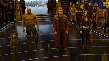 'Guardianes de la Galaxia, Vol. 2': una divertida ración de más de lo mismo