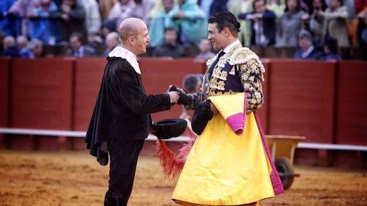 Feria de Abril: llega el medio toro de Juan Pedro Domecq con cinco para cuidar y uno para torear