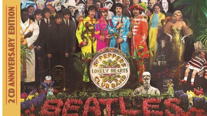 El mítico 'Sargento Peppers' de los Beatles cumple medio siglo y se reedita con grabaciones inéditas