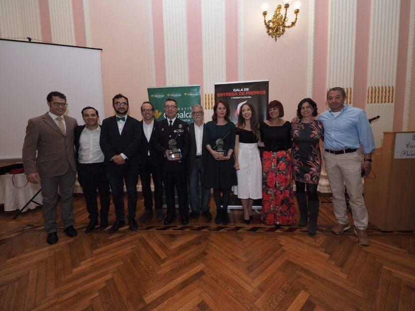 La Asociación de Periodistas de Albacete entrega el tercer 'Sánchez de la Rosa' con novedades y reivindicaciones