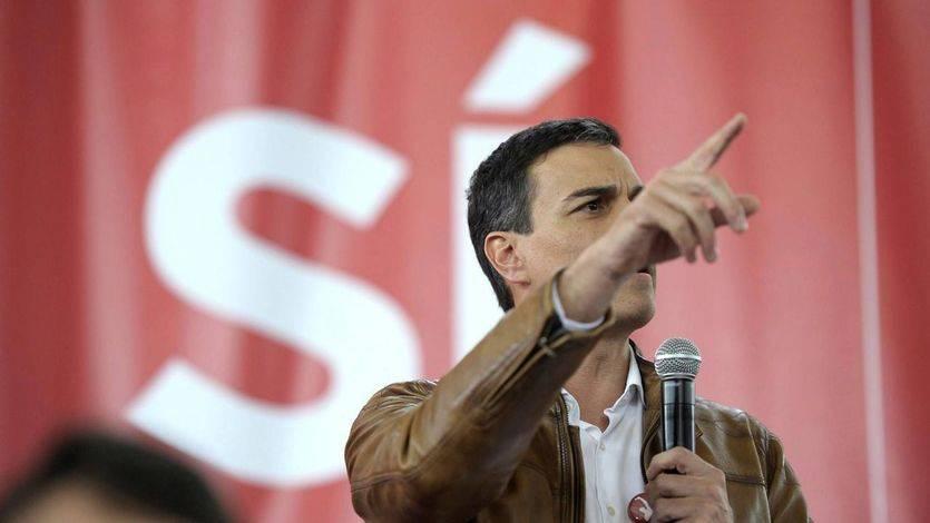 Pedro Sánchez pide a Rajoy que dimita 'por decencia'