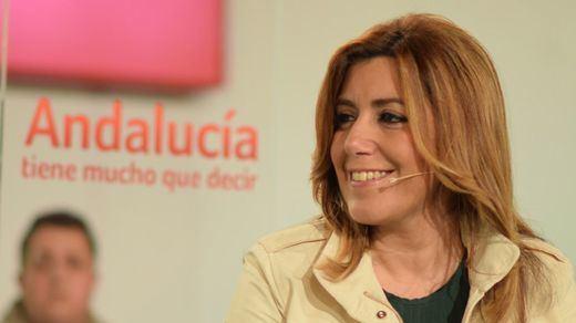 Los cálculos de Susana Díaz: derrotaría a Pedro Sánchez por 20.000 votos en las primarias