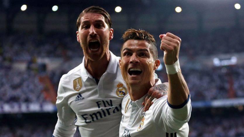 Champions: el Madrid torea y Cristiano estoquea a un Atlético manso (3-0)