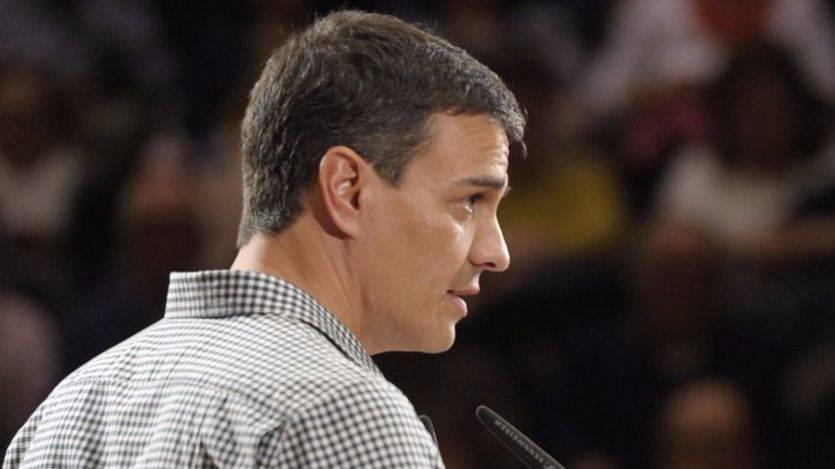 Sánchez ni olvida ni perdona: 'La gestora del PSOE abrió la vía del gobierno a un partido carcomido por la corrupción'