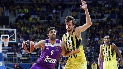 El Fenerbahce turco, en Estambul, rival del Madrid en la semifinal por el título de la Euroliga