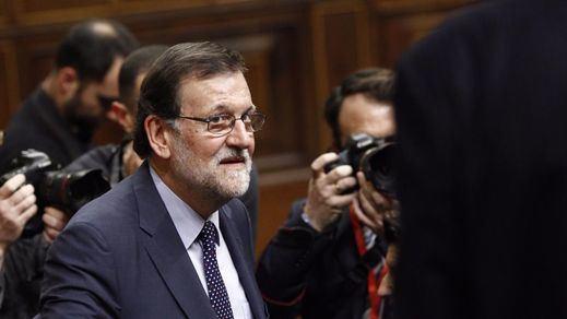 Primera victoria del Gobierno Rajoy con los Presupuestos, que evitan las enmiendas a la totalidad gracias a los pactos