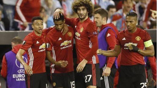 El United de Mourinho sorprende al 'Eurocelta' y se acerca a la final de la Liga Europa (0-1)
