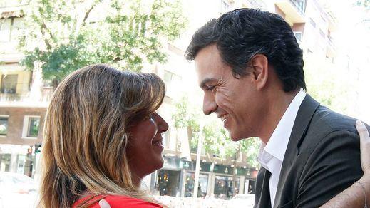 Preocupación en la candidatura de Susana Díaz: nadie esperaba los avales de Sánchez