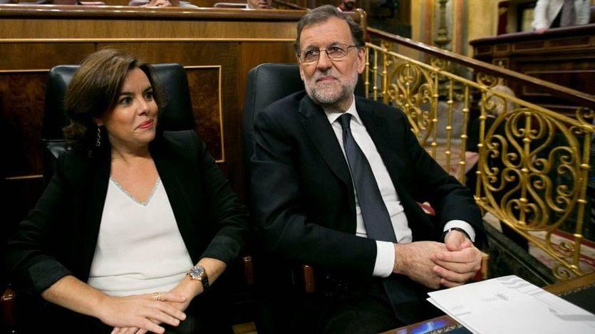 El Parlament pretende que Rajoy y Sáenz de Santamaría declaren por el escándalo de la 'operación Cataluña'