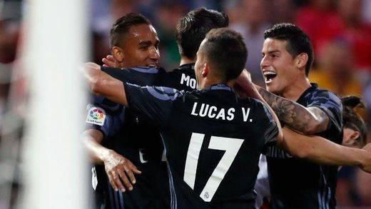 El Madrid 'B' se apiada del Granada y 'sólo' gana 0-4 para luchar por el título