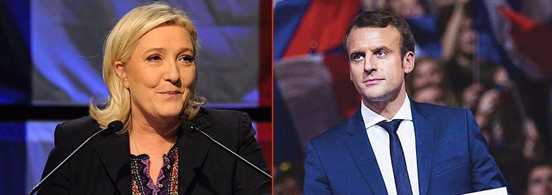 Francia se desmoviliza ante la pugna Macron-Le Pen: cae 4 puntos la participación en la segunda vuelta